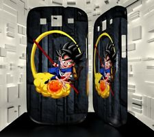 Coque rigide pour Galaxy S3 DBZ Dragon Ball Z Goku Kinton 23