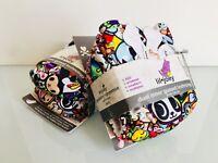 TokiDoki KangaCare Lil Joey TokiJoy Newborn Preemie All In One Cloth Diapers 2Pk