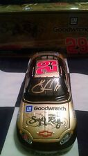 2003 Kevin Harvick GOLD Autographed Sugar Ray 1/24