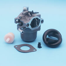 Carburetor for Briggs & Stratton 590399 796077 Lawnmower With Mounting Gasket