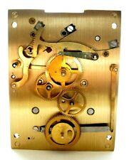 mouvement carriage clock voyage pendule officier réveil + sonnerie Made France 2