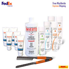 Keratin Treatment JUMBO KIT INVERTO Instant results Free Worldwide ship FedEx