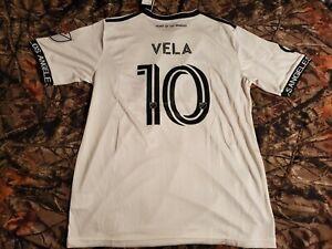 2021 Carlos Vela LAFC Jersey #10 Away/Visita