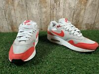 Womans Nike Air Max1 Trainer Shoes Sneakers 319986 035 Size 3 UK 36 EU