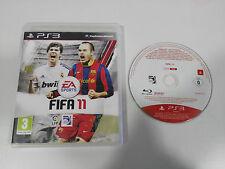 FIFA 11 PS3 PLAYSTATION 3 ESPAÑOL EA SPORTS PROMOCIONAL UNICO!!!