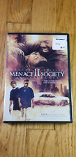Menace II Society (Deluxe Director's Cut Ed. WS DVD) Tyrin Turner, Larenz Tate