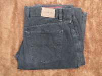 Ermenegildo Zegna Black Jeans 36