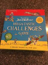 David Walliams, Mega-Tastic Challenges Game