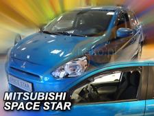 Windabweiser MITSUBISHI SPACE STAR 5-türer 2014-heute 2-tlg HEKO Regenabweiser