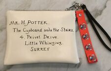 Harry Potter Hogwarts Acceptance Letter Envelope Clutch Handbag