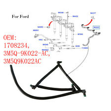 Fuel Leak Off Pipe For Ford Focus Mondeo C-Max Galaxy Kuga S-Max 2.0Tdci 1708234