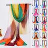 Fashion Women Lady's Chiffon Colourful Long Shawl Scarf Scarves Stole Wrap