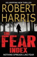 The Fear Index by Robert Harris 9780099553274