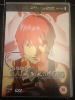 GHOST IN THE SHELL - SAC 2nd GIG Vol 4 - BRAND NEW