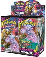 Pokemon Unified Minds Rare Card Lot
