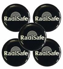 5x Genuine Anti Radiation Phone Laptop Tablet Sticker Protect Yourself From EMF