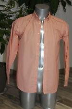 chemise manches longues rayé orange RALPH LAUREN taille 14-16 ans comme neuve