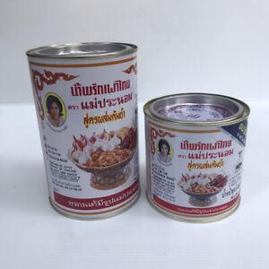 Thai Original Chili Paste Nam Prik Pao MAEPRANOM BRAND Tom Yum Recipe Delicious