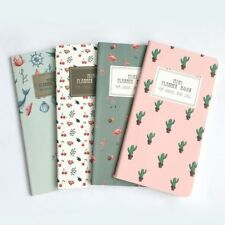 Cute Notepad Cactus Flamingo Cherry Planner To Do List School Office Notebook