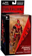DC Super Villains Crime Syndicate Johnny Quick with Atomica Action Figure
