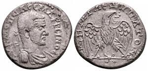 MACRINUS (217-218 AD) BI Tetradrachm. Cyrrhus #IR 7548