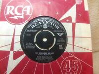 "Jose Feliciano – My Foolish Heart 1967 7"" RCA 1608"