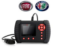 FIAT & ALFA ROMEO Full System OE-Level OBD2 Diagnostic Scan Tool VIDENT iLink400