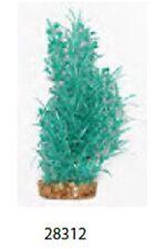 Aqua One A1-28312 Plastic Plant Hygrophila Green Large For Aquarium & Reptiles