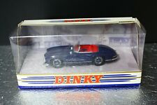 MB Mercedes Benz 300 SL Roadster 1:43 DINKY DY033/A Box