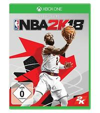 Xbox One Spiel NBA 2K18 Basketball 2018 NEUWARE