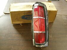 NOS OEM Ford 1969 1970 Galaxie Station Wagon Tail Light Lamp Lens Assembly RH