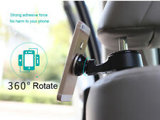 AUTO SEDILE POSTERIORE POGGIATESTA MAGNETE Mount per Tablet Samsung Supporto Telefono Cellulare