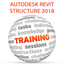 Autodesk REVIT for STRUCTURE 2018 - Video Training Tutorial DVD
