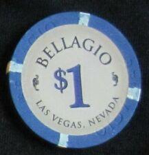 New listing Bellagio $1 Chip Las Vegas, Nevada