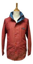 #731D Berghaus Ladies Vintage Meridian I.A Red Waterproof Aquafoil Jacket, UK 14