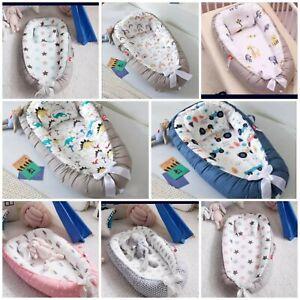 Baby Snuggle Pod Crib / Cot Insert