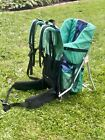 Tough Traveler Lightweight Child Baby Carrier Backpack Collapsible Hiking USA