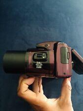 Nikon COOLPIX L830 16.0MP Digital Camera - Plum