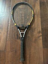 Head Intelligence Ti.Fire  Midplus-Tennis Racquet-Grip Size 4 1/8