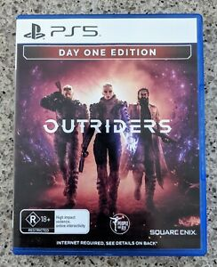 Outriders Day One Edition PS5 Game