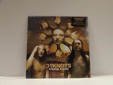 "31 KNOTS ""Trump Harm""  LP  Polyvinyl 2011 New and Sealed Edition of 500"