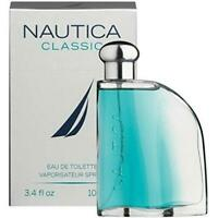 Nautica Classic for Men by 3.4 oz 100ml EDT Spray Fl Oz