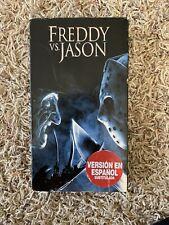Freddy vs. Jason (Vhs, 2004)