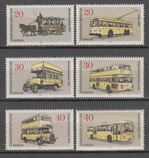 Germany Berlin 1973 ** Mi.446/51 Verkehrsmittel | Vehicle Transport | Autos Cars