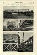 1897 Great Northern Railway Bridge over the Don Johnson ingénieur