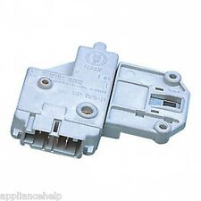 ZANUSSI AEG DOOR INTERLOCK LOCK  1240349017  3 Tag