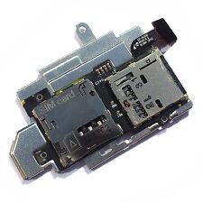 100% Genuine Samsung Galaxy S3 i9300 SIM MicroSD flex memory card holder reader