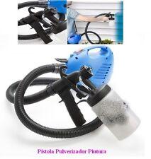 Pistola pintura pulverizador compresor eléctrico pintar PROFESIONAL ECO TIPO PAI
