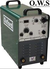 Oxford 320i multi proceso Cc/Cv Mig Soldadora Tig Soldador de fuente de alimentación 230/400v