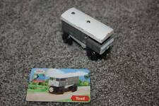 Thomas the Train & Friends Wooden Toad Card Gray Toy 2003 RARE Learning Curve